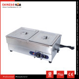 Countertop Food Warmers/Electric Bain Marie Sb-2t