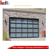 Double Sectional Garage Door with Polyurethane Foam