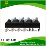 Low Price 4CH 720p Ahd DVR Kit for Security Camera System