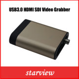 USB3.0 HDMI/ SDI Video Capture Card for Windows, Linux HD Loop Thru Dongle Grabber Game 1080P 60fps UVC Free Drive