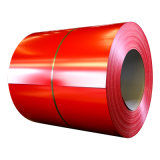 High Strength 600mm-1500mm Width Prepainted Galvanized Steel Coil PPGI