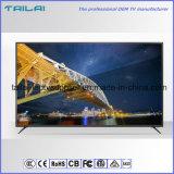 "Super Slim 55 "" FHD 1080P ISDB-T Digital Dled TV Smart WiFi H. 264 Optical"