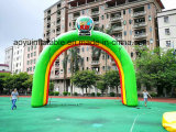 Popular Outdoor Sealed Arch Advertising Inflatable Arch for Sports Event