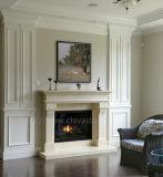 Fp009 Galala Beige Fireplace Surround Stone Fireplace Marble Fireplace