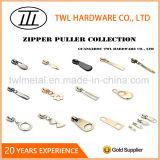 Metal Zipper Puller, Zipper Slider for Handbag, Bag Accessories Fittings