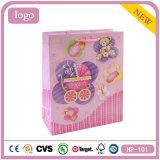 Bear Cart Handbag Clothing Supermarket Cake Gift Coated Paper Bag