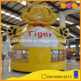 Toys Games Tiger Inflatable Jumper Moonwalk Bouncer for Promotion (AQ350)