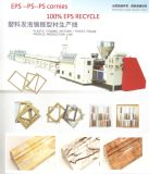 PS Foam Moulding Machine for Photo, Mirrior, Door Frame and Decorative Cornice and Skirting Line