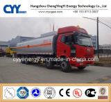 China 2015 LNG Lox Lin Lar Tank Car Semi Trailer with ASME