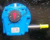 Rhw10L Part-Turn Worm Gearbox