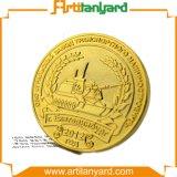 Customized Metal Gold Challenge Souvenir Coin