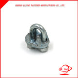 Stainless Steel DIN 741 Cable Clamps Wire Rope Clip