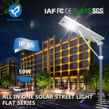 Manufacture Direct IP65 Outdoor Solar System Solar Street Lamp