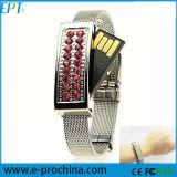 Jewelry Crystal Bracelet Shape Memory Disk USB Pen Drive (ES130)