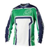 Green Custom-Made Design Sportwear Motorcycle Racing Jersey (MAT61)