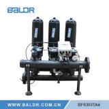 T Type 3 Units Auto Disc Fliter Irrigation System