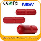 Portable Woreless Mini Pill Shape Bluetooth Speaker