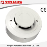Conventional Smoke Detector With Relay Output\Auto-Reset and Buzzer (SNC-100-ST)
