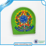 Custom Logo High Quality Embroidery Patch for Clothing