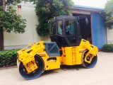 10 Tons Junma Hydraulic Double Drum Vibratory Road Plate Compactor (JM810H)