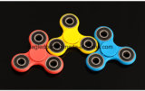 2017 Amazon Hot Sale Toys Anti-Stress Tri Spinner Stainless Steel Bearings Finger Spinner