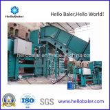 Semi-Auto Hydraulic Press for Waste Paper Baling (HSA4-7)