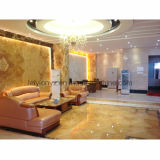 Honey Onyx Marble Stone Flooring Polished Tile