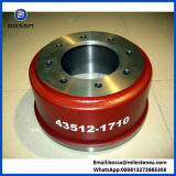 Hino Truck Traile Bus Spare Parts Brake Drum 43512-1710