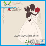 Factory Custom Luxury Romantic Wedding Invitation Card