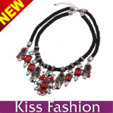 2014 New Arrival Chunky Statement Necklace Jewelry (EN0104A)
