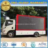 6 T 4*2 Foton Mobile Advertising Vehicle with P8 LED Screen