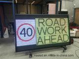 Radar Detective Speed Warning LED Sign Speed Measurement Sign