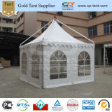 5X5m Luxury Gazebo Tent with Durable Aluminum Frame (DD04)
