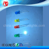 5mm Beauty Red Blue High Brightness Water Clear LED