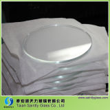 Round Clear Glass