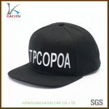 Custom Design Your Own 3D Embroidery Snapback Hat/Cap Wholesale