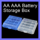 Battery Storage Box Battery Box for AA and AAA Battery