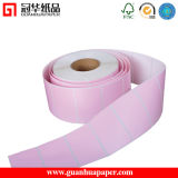 SGS Direct Thermal Label, White Blank Barcode Label Sticker