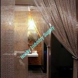 Ideal Vertical Airiness Aluminum Chain Link Door Curtain