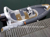 Liya 20feet Cheap Rib Raft China Manufacturer Inflatable Boat
