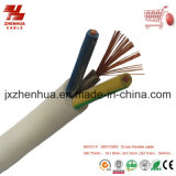 H05VV-F 3G1.5mm2 3X2.5mm2 Power Cable Price