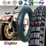 Natural and Butyl Rubber Motorcycle Inner Tube (2.75-17)