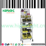 Retail Tools Wire Metal Display Stand