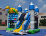Inflatable Dragon Combo Castle Bounce (AQ01337-2)