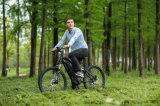 Jobo Newest 700c Crank Motor Electric Bicycle Full Suspension Electric MTB Bike