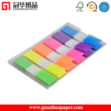 SGS Promotional Custom Plastic Memo Pad Sticky Note Pad