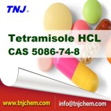 Veterinary Drug Tetramisole Hydrochloride / Tetramisole HCl CAS 5086-74-8 for Sale