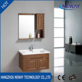 Hot Sell Wall Mounted Bathroom Vanity Modern with Side Cabinet