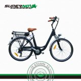 City Women Use Lithium Battery Electric Bicycle