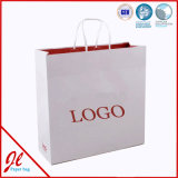 Large Elegant Shopping Promotional Paper Bags with Logo and Printing